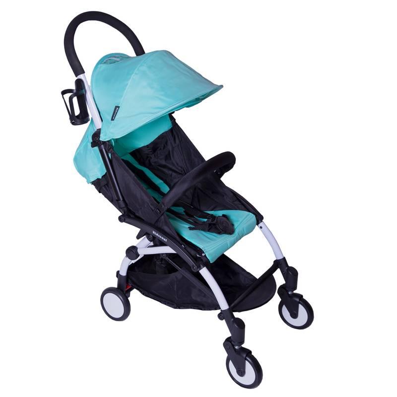 Kidscool - Coche Ultra Compacto Fresh Blue