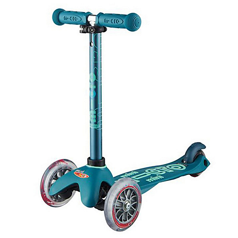 Scooter Mini Deluxe Ice Blue