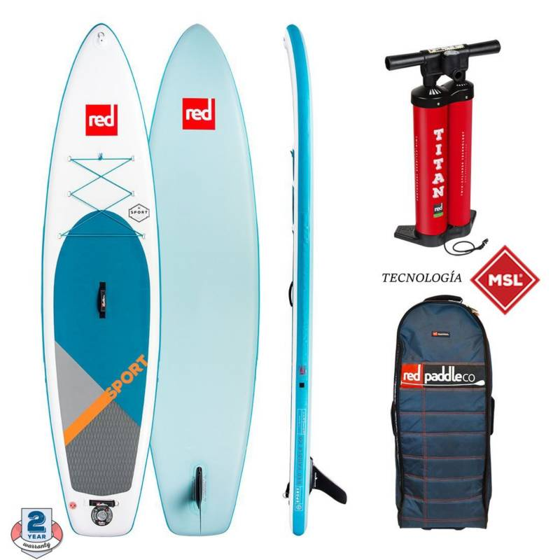 RED PADDLE CO - Stand Up Paddle (Sup) Sport 11´0
