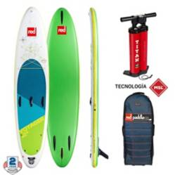 RED PADDLE CO - Stand Up Paddle (Sup) Voyager 12'6