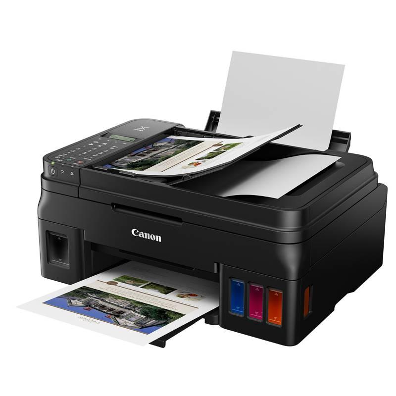 Canon - Impresora Multifuncional G-4110