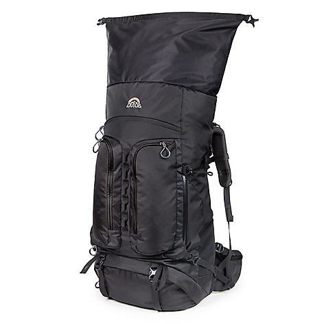 Mochilas Morgan 100 Lts Black