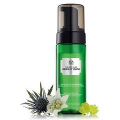 The Body Shop - Jabón espuma facial Drops of Youth Foam Wash 150ML