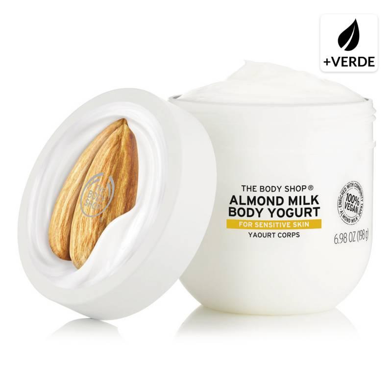 The Body Shop - Yogurt para el Cuerpo Almond Milk Body Yogurt 200 ML