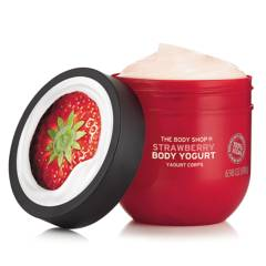 The Body Shop - Hidratante corporal Body Yogurt Strawberry 200Ml