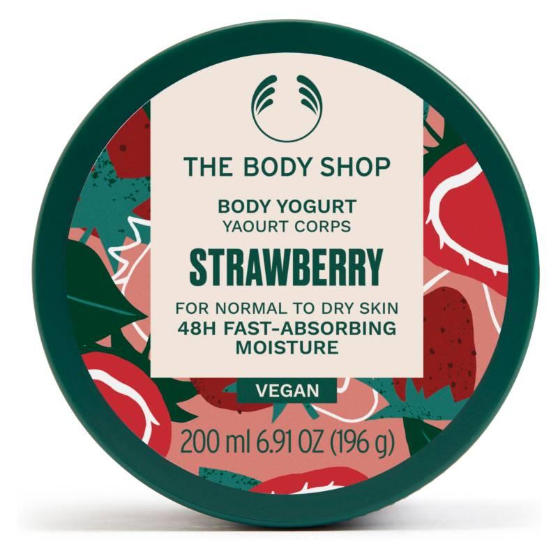 The Body Shop - Hidratante corporal Body Yogurt Strawberry 200Ml