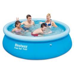 Bestway - Fast Set Pool 244 x 66 cm 2.300 Lt