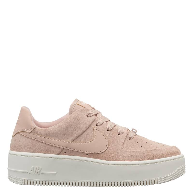 air force 1 mujer marron
