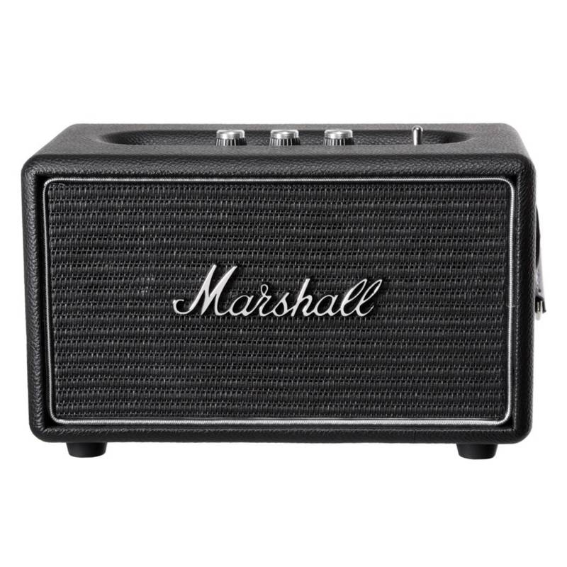 Marshall - Parlante Inalámbrico Bluetooth Kilburn Steel Edition