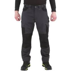 HARDWORK - Pantalón Dakota Outdoors Carbon Grey
