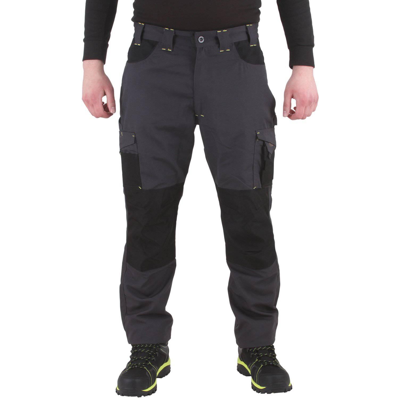 Hardwork Pantalon Dakota Outdoors Carbon Grey Falabella Com