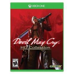MICROSOFT<BR>DEVIL MAY CRY HD COLLECTION (XONE)