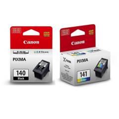 Canon - Pack Tintas Canon 140 Y 141