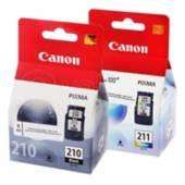 Canon - Pack Tintas Canon 210 Y 211