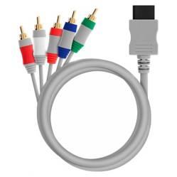 Cable a HDTV/EDTV para Nintendo Wii & Wii U.