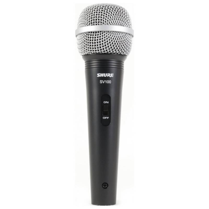 Shure - Micrófono Sv-100 Vocal Dinámico Shure