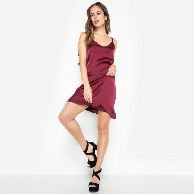 Modelo de vestidos de fiestas tipo coctel