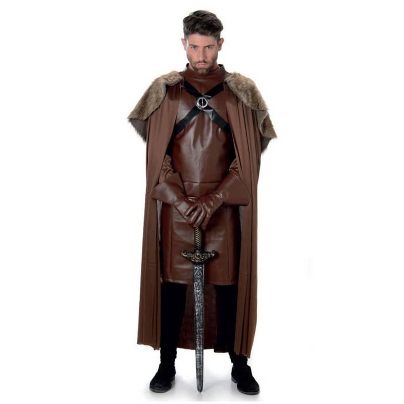 CARNAVALONLINE - Disfraz Caballero Medieval Adulto