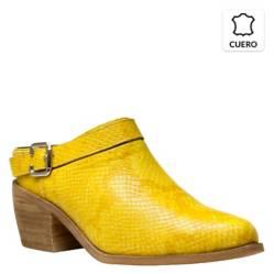 IVO - Mules Kaira Pitón Amarillo