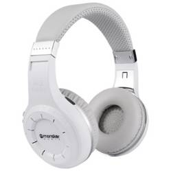 Audifono Bluetooth Stereo Blanco Monster