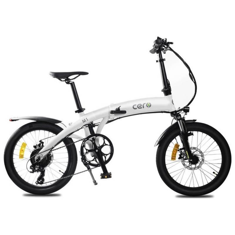 CERO MOTORS - Bicicleta Electrica Cero Motors M1 Blanca
