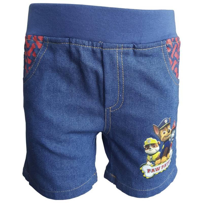 Vais - Short Niño Azul Paw Patrol