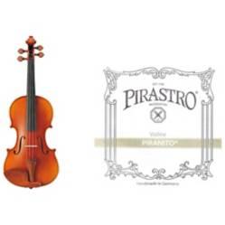 Violin Livorno Professional 4/4 + Set Pirastro