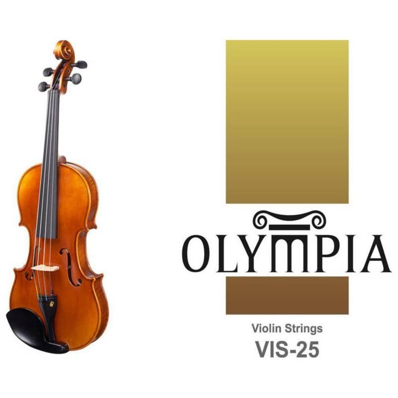 LIVORNO - Violin Livorno Antique 3/4 + Set Cuerdas Olympia