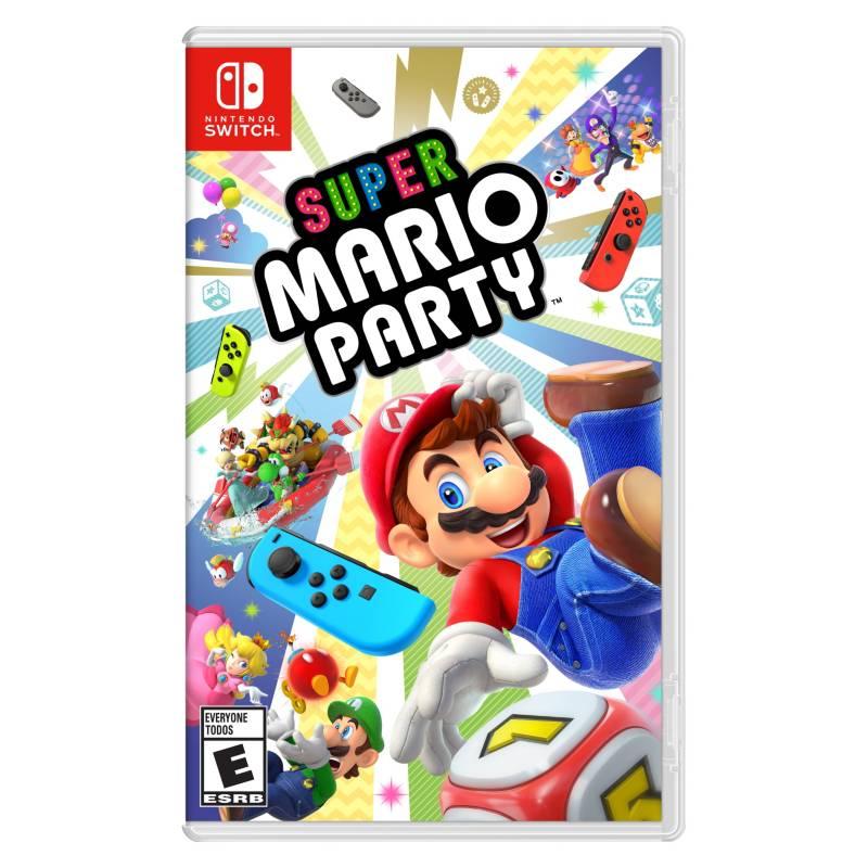 NINTENDO - Super Mario Party Nintendo Switch