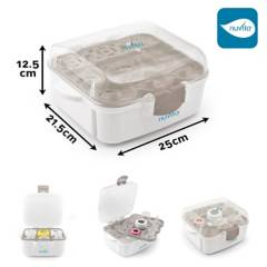 Nuvita - Esterilizador para Microondas ALTL0001