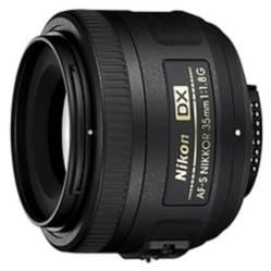Nikon - Lente  35Mm F 1.8 Af-S G Dx