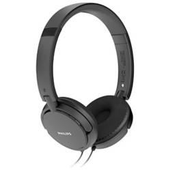 Audífono Dj Negro Shl5000