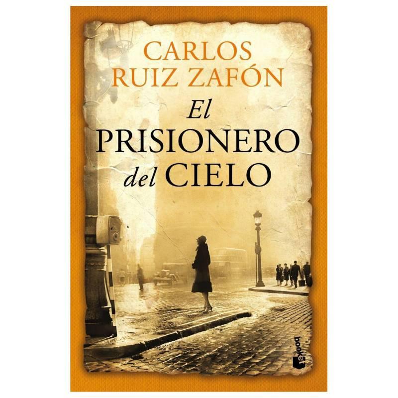 Editorial Planeta - El Prisionero Del Cielo