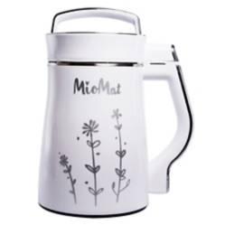 MIOMAT - Mk Máquina Para Leches Vegetales - Miomat Plateada