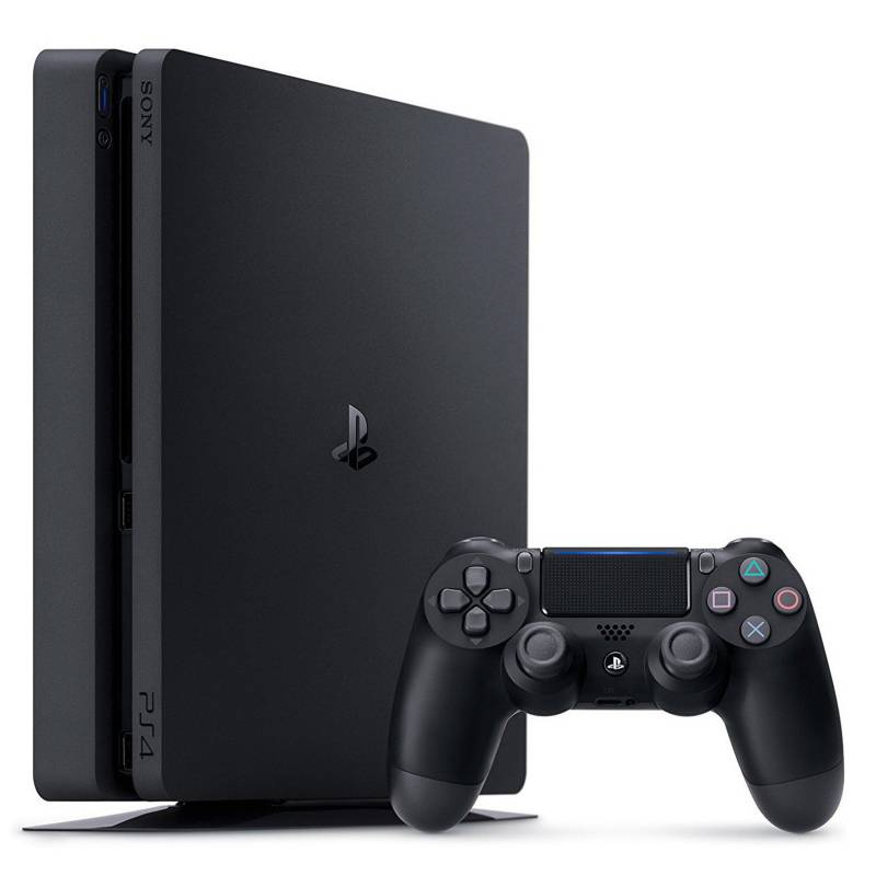 Sony - Consola PS4 500GB + 1 Control
