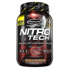 MUSCLETECH - Nitro Tech 2Lb Chocolate Muscletech