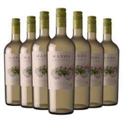 12 Sauvignon Blanc Reserva Manos Andinas