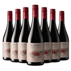 12 Pinot Noir Reserva Manos Andinas