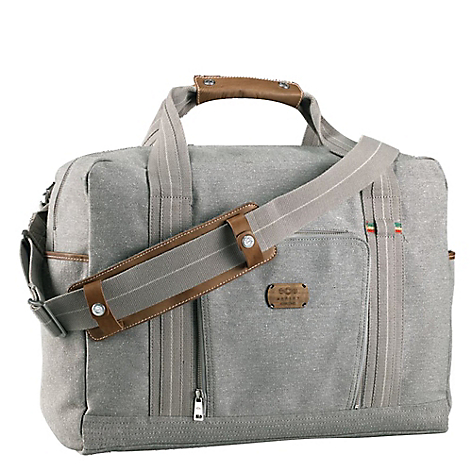 Bolso Marley Lively Up Leather Overnighter Saddle