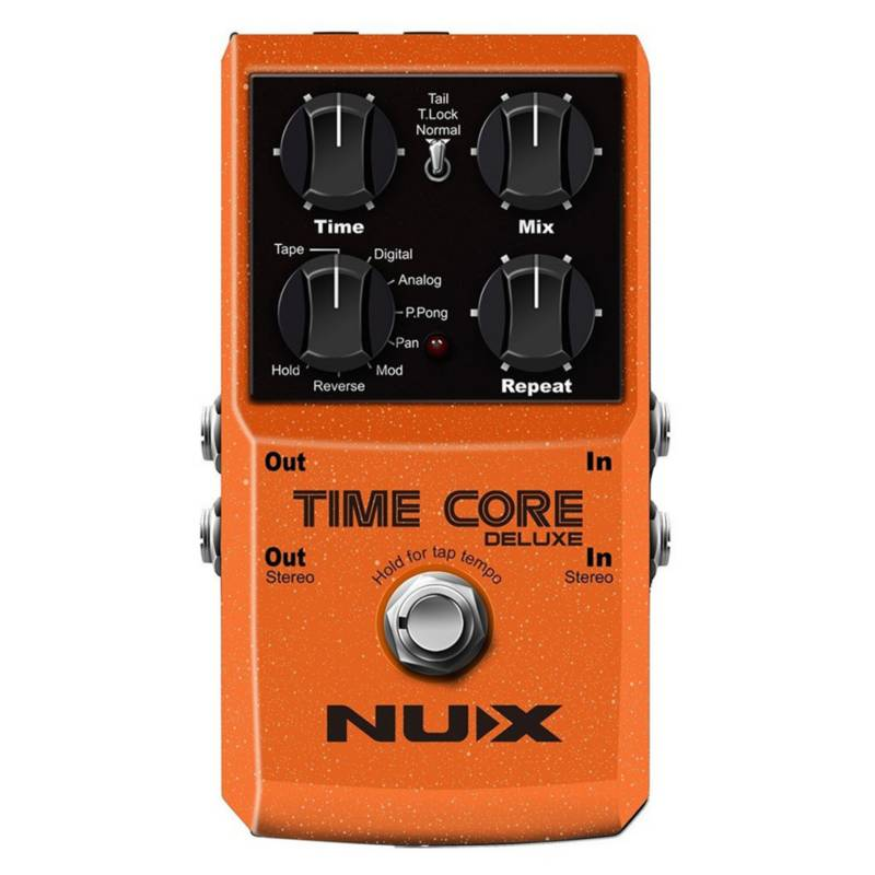 Nux - Time Core Deluxe Stompbox Efecto Gt