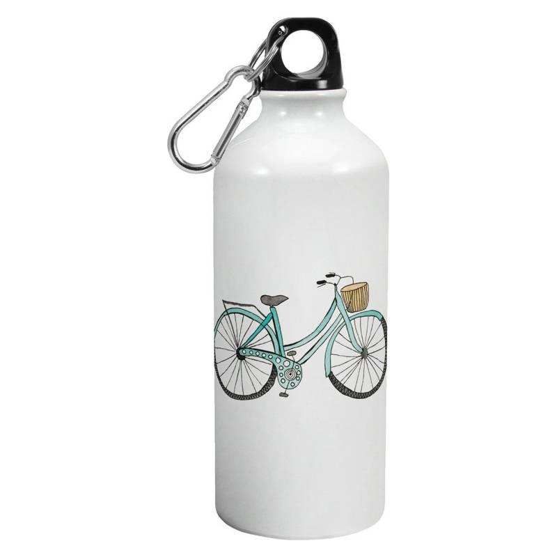 PAPER HOME - Botella Deportiva Bicicleta