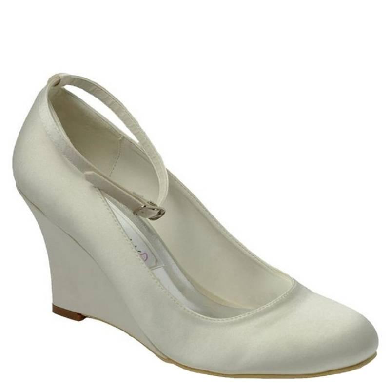 AVANZA NOVIA - Zapato Mujer Novia Bondadosa