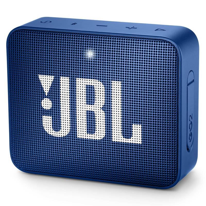 Jbl - Parlante Bluetooth Go 2 Azul