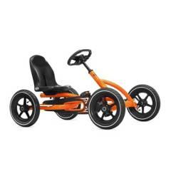 BERG TOY - Go Kart a Pedal Buddy Naranjo
