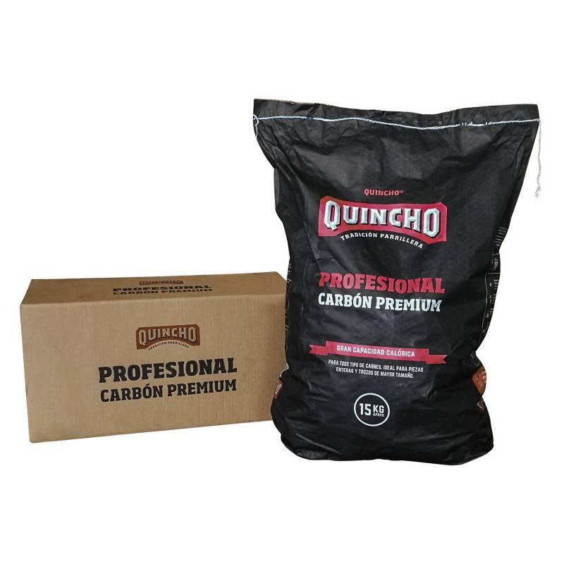 QUINCHO - Carbón Premium Profesional