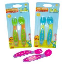 Set Cuchara y Tenedor
