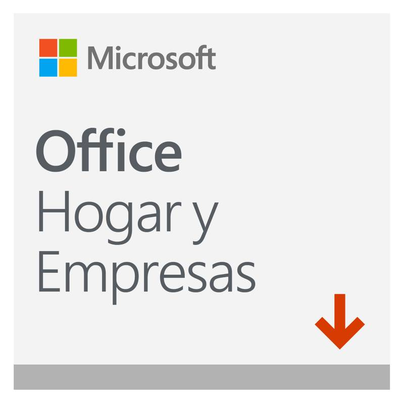 Microsoft - Office Home And Business 2019 (Software Descargable)