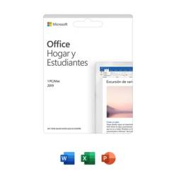 Microsoft - Office Home And Student 2019 (Software Descargable)