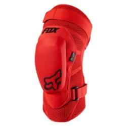 Rodilleras Launch Pro D3O Rojo