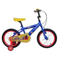 Bicicleta Mini 16 Disney Mickey By81601 Azul